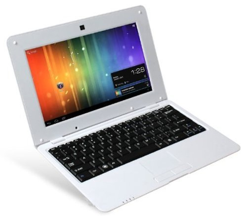 Kocaso NB1016A 10-Inch Netbook(Black)