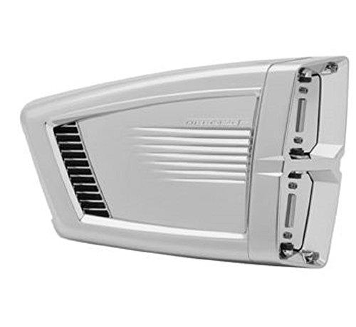 Kuryakyn Chrome Hypercharger ES Air Cleaner Kit - 9356 For Harley-Davidson (Hypercharger Air)