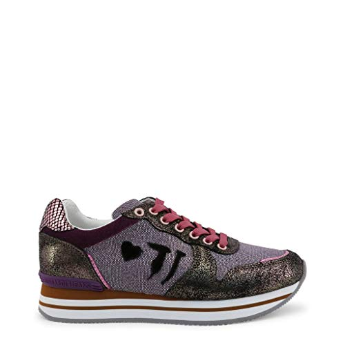 79a00245 Donna Basse Scarpe Lilla Sneakers Trussardi Bv0wAq