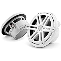 JL AUDIO M770-CCX-SG-WH Cockpit Coaxial Speaker System, White