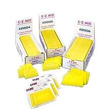 E-Z Mix EMX-51005 E-Z Mix Plastic Filler, Glaze Spreaders, 5 In. Body Filler, Glaze Spreaders