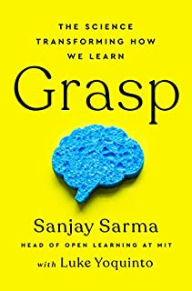 Book Cover: Grasp: The Science Transforming How We Learn