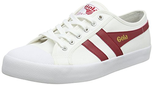 Gola Men Coaster White/Red/Navy Sneakers White (White/Red/Navy Xr) sale collections gVH0skP2