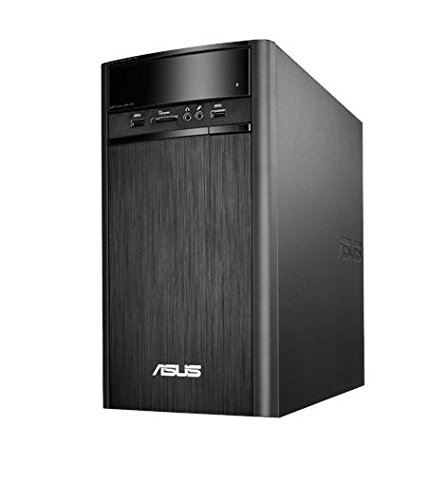 2 opinioni per Asus K31CD-IT021T Desktop PC, Processore Intel Core i5-6400, Memoria RAM da 4