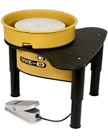 Potters Pottery Wheel By Brent Has The Strength And Features Of Larger Potters Wheels And Includes