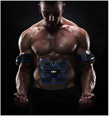 LY-01 ElectroestimuladorMuscular Abdominales Instructor Abs ...