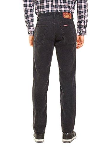 Modello Tinta Vita Pantalone Normale Per Regular Carrera Uomo Velluto Dritto Unita Vestibilità 7001050a Jeans n0XwggxH7Z