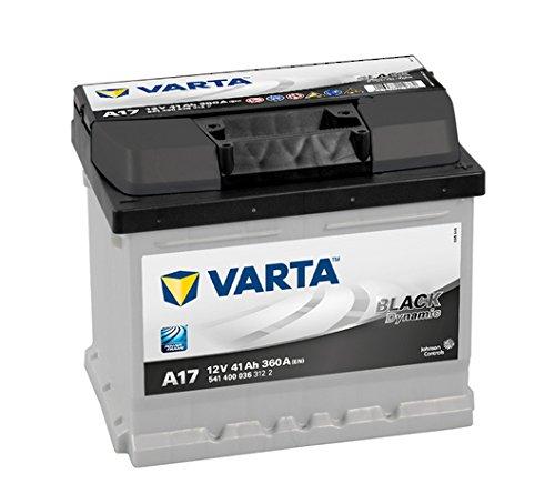 12 V 41Ah 360 Amps En Varta Black Dynamic A17 Batterie Voitures