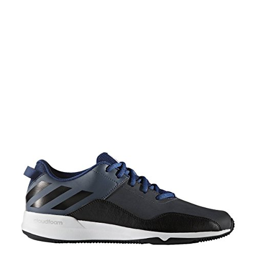 adidas crazytrain CF M–Chaussures de sport pour homme, Bleu–(azuuti/negbas/azumis) 442/3