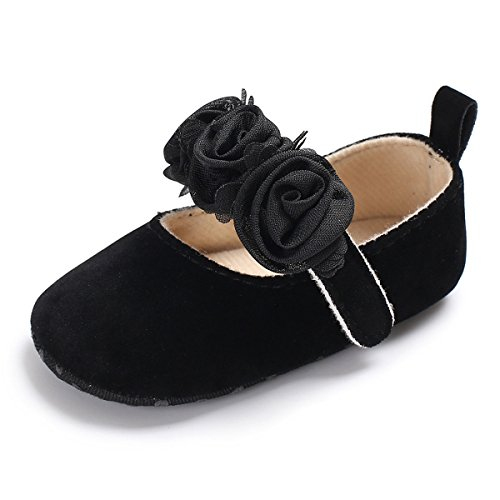 HLM Baby Dress Shoes Infant for Girls Boys Casual Toddler Shoe Anti-Slip 6 12 24 Months-Discounted Price Buy 2 Get 10% Off & Buy 3 Get 15% Off – DiZiSports Store
