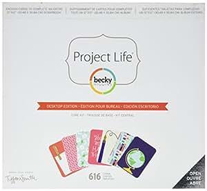Project Life Desktop Edition Core Kit
