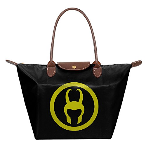 NNHAHA Loki Helmet Tote Shoulder Bag (Loki Helmet For Sale)