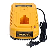 Lasica DC9310 Fast Battery Charger for Dewalt 7.2V-18V XRP NI-CD NI-MH Battery DC9096 DC9098 DC9099 DC9091 DC9071 DE9057 DW9096 DW9094 DW9072