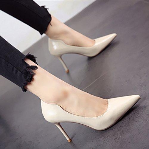 FLYRCX Sexy High Heels simple Mode flach flach flach Flacher single single party Schuhe Schuhe Schuhe 9b972f