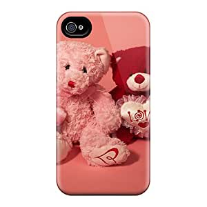 Sanp On Case Cover Protector For Iphone 4/4s (happy Valentines Day Hd)