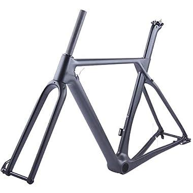 be43e435125 2019 Disc Brake Full Carbon Gravel Bicycle Frames Cyclocross Bike Frame  700x40C Road Racing Bike Carbon
