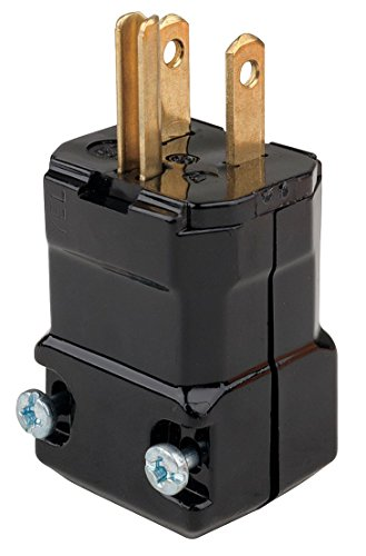 Hubbell Plug, 5-15 NEMA
