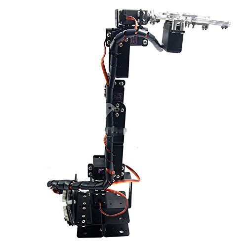 6 dof robot arm - 7