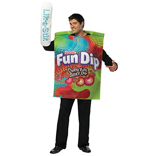 Rasta Imposta Nestle Fun Dip Package, Multi, One Size -