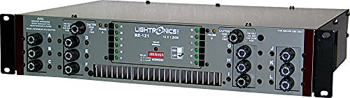 Rackmount Dimmer - Lightronics RE121L-XT Rack Mount Dimmer with External Terminal Connectors