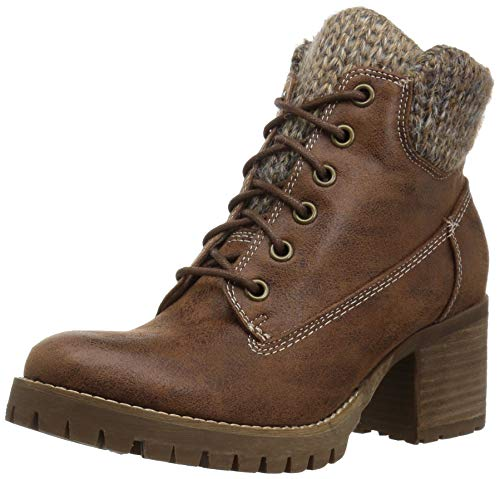 Carlos by Carlos Santana Women's Glynn Fashion Boot, tan, 7 Medium US from Carlos by Carlos Santana
