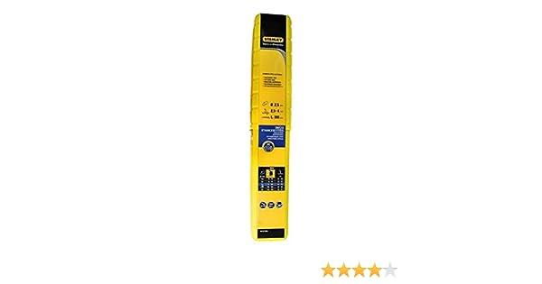 Stanley ST-90701 - Caja de electrodos acero inoxidable 2,5x300. 110 uds.: Amazon.es: Industria, empresas y ciencia