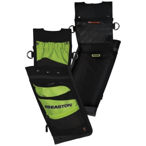 Easton Deluxe Field Quiver RH Neon Green (Easton Pouch Release)
