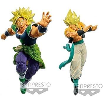 Gogeta Super Saiyan Pvc Figure Banpresto DRAGON BALL Match Makers Super