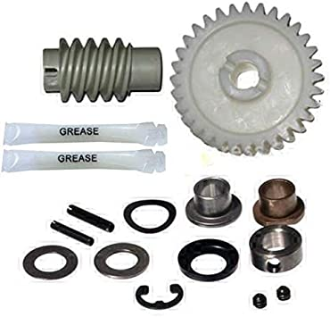 Sears Chamberlain Craftsman Garage Door Opener Comp Gear Kit Part 41a4315 Amazon Com