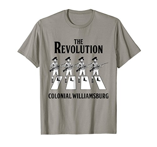 The Revolution Colonial Williamsburg T-shirt