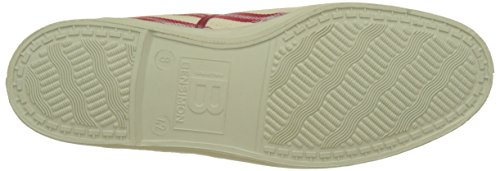 Sneaker Uomo Rosso Bensimon rouge Transat Lacet 310 Tennis Rayures xOwOfzIBq