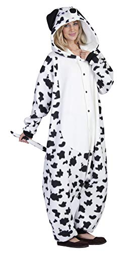 RG Costumes Men's Spot Dalmation, Black/White, One Size