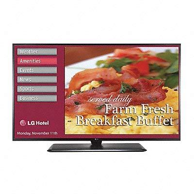 55 Inch 1080p Led Hdtv - LG Electronics - LV570H 55LV570H 54.6 1080p LED-LCD TV - 16: 9 - HDTV - Black Coffee - ATSC - 178/178-1920 x 1080 - Surround Sound - 20 W Rms - Direct LED Backlight - 3 x HDMI - USB -