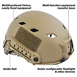 HYOUT The U.S. Military Tactical Fast Helmet for