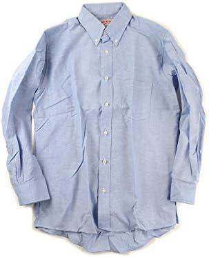 #SR70 長袖 オックスフォード ドレス シャツ