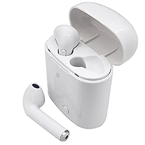Auriculares INALAMBRICOS Bluetooth 4.2 Manos Libres para iPhone X, iPhone 8, iPhone 7,