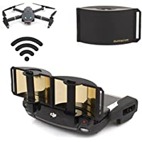 Drone Fans Mavic Pro Remote Controller Signal Booster Foldable Parabolic Antenna Extender for Mavic Pro Drone