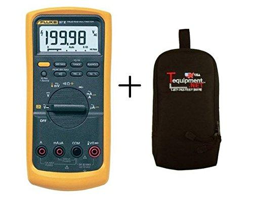 Fluke 87-5 Advanced Multimeter Kit with Free Case