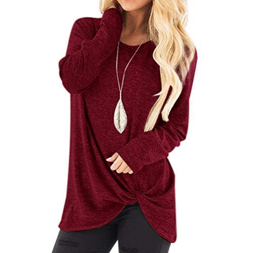Blouse Printemps S Pullover Croix Juqilu Coton Haut Longues Manches 2XL Tunique Large Shirt Hiver Tops Casual Femme T Tunique Rond Lache Automne 10 Design Col wqw1fBU