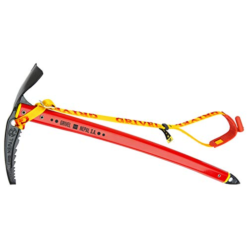 Grivel Nepal S.A. Ice Axe With Leash 58cm