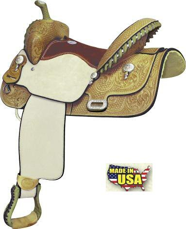 Billy Cook Paycheck Supreme Saddle16 Inch Seat