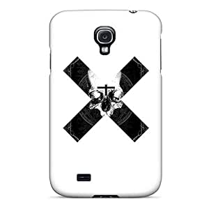 Tpu Case Cover For Galaxy S4 Strong Protect Case - Abstract X8 Design