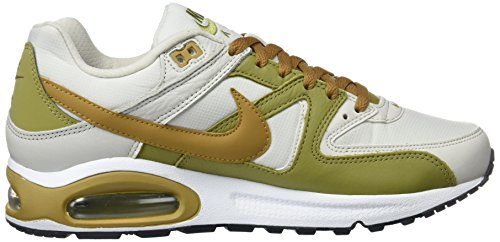 Corsa Uomo Camper da Light Command Bone 035 Multicolore Bronze Air Muted Green Scarpe Max Nike qxX7YS