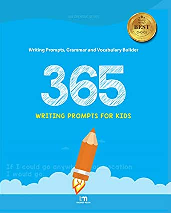 Writing Prompts for Kids: Writing Prompts - Vocabulary Builder
