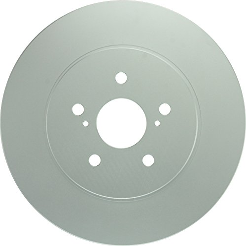 Bosch 50011291 QuietCast Premium Disc Brake Rotor For: Lexus RX330, RX350, RX400h; Toyota Highlander, Front