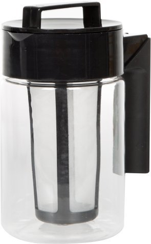 Cheap LifeSmart USA Cold Brew Iced Coffee Maker – One Quart – Airtight, Leakproof Lid – Dishwasher Safe – BPA Free – For Use with Coffee Grounds