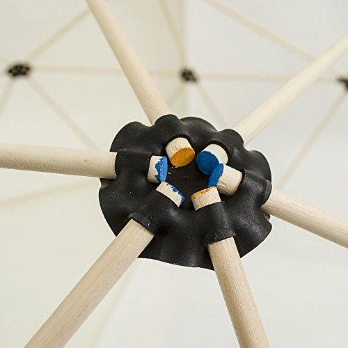 Small Geodesic Dome Kit 6ft Diameter X 3ft Tall Buy