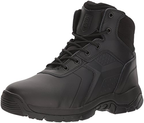 - Battle OPS Men's 6 inch Waterproof Tactical Boot Soft Toe BOPS6001 Military, Black, 9.5 M/W Multi Fit Medium Wide US