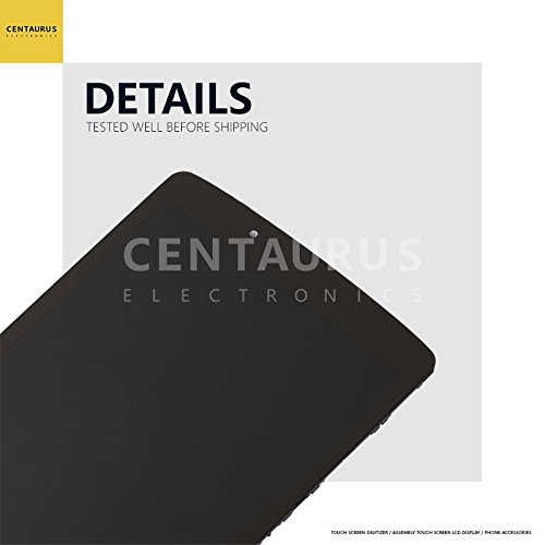 Full For LG G pad F 8.0 V496 V495 UK495 LCD Display Touch Digitizer Screen + Frame USA Black by CE CENTAURUS ELECTRONICS (Image #4)
