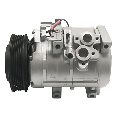 Toyota Sienna Air Conditioning - RYC Remanufactured AC Compressor and A/C Clutch IG310